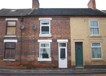 Thumbnail 2 bed terraced house to rent in Rosliston Road, Stapenhill, Burton-On-Trent, Staffordshire