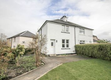 Thumbnail 2 bed semi-detached house for sale in 5 Underwood Road, Stirling