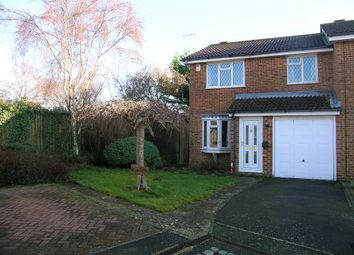 Thumbnail 3 bed semi-detached house for sale in Heron Ridge, Polegate