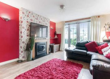 Thumbnail 3 bed flat for sale in Raithburn Avenue, Glasgow, Lanarkshire