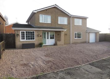 Thumbnail 4 bed detached house for sale in Aintree Drive, Spalding