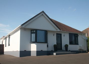 Thumbnail 4 bed detached bungalow for sale in Old Wareham Road, Poole