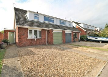 Thumbnail 3 bed semi-detached house for sale in Chestnut Way, Brightlingsea, Colchester, Essex