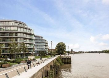 Thumbnail 3 bed flat to rent in Parr's Way, London