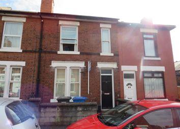3 bed terraced house to rent in Howe Street, Derby DE22