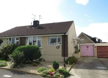 Thumbnail 2 bed semi-detached bungalow for sale in Knightcott Gardens, Banwell