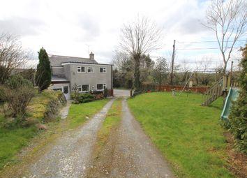 Thumbnail 4 bed detached house for sale in Pontrhydfendigaid, Ystrad Meurig