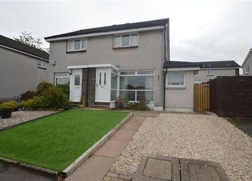 Thumbnail 3 bed semi-detached house for sale in Netherhouse Avenue, Lenzie, Glasgow