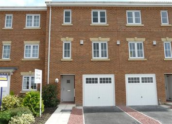 Thumbnail 4 bed town house to rent in Abbots Court, Selby