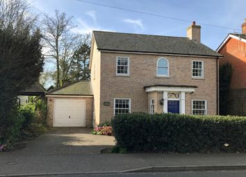 Thumbnail 3 bed detached house for sale in White Horse Road, East Bergholt, Colchester