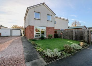 Thumbnail 3 bed detached house to rent in Quarryknowe Crescent, Inchture, Perthshire