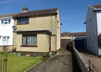 Thumbnail 2 bed semi-detached house for sale in Myddynfych Drive, Ammanford, Carmarthenshire.