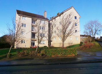 Thumbnail 2 bed flat for sale in Cantieslaw Drive, East Kilbride