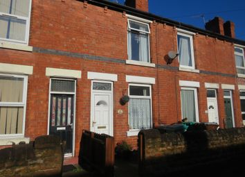 Thumbnail 2 bed terraced house for sale in Ealing Avenue, Bulwell, Nottingham