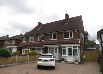 3 bed semi-detached house for sale in Walstead Road, Walsall WS5