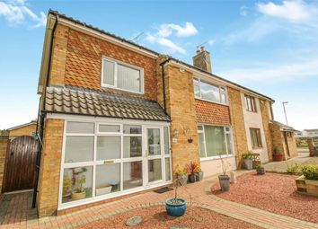 Thumbnail 4 bed semi-detached house for sale in Grange Avenue, Thorp Arch