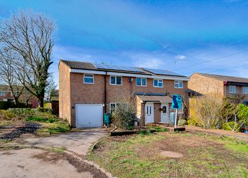 Thumbnail 4 bed semi-detached house for sale in Poynters Close, Artists Way, Andover