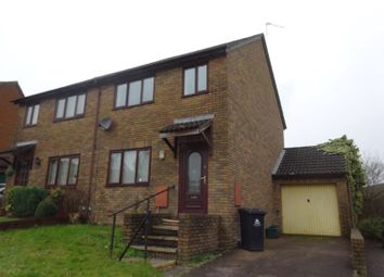 Thumbnail 3 bed semi-detached house for sale in Fairways Avenue, Coleford