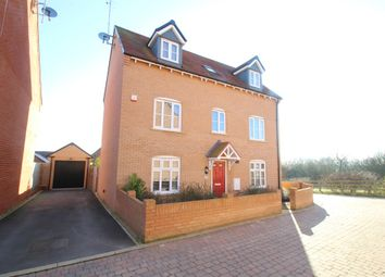 Thumbnail 5 bed detached house for sale in Beeston Lane, Aylesbury