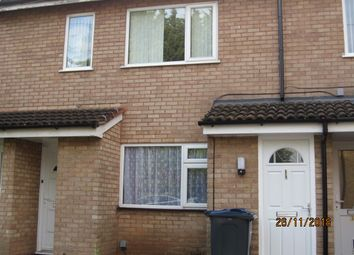 Thumbnail 1 bed maisonette to rent in Swan Copse, Yardley, Birmingham