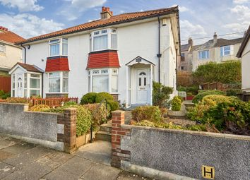 Thumbnail 3 bedroom semi-detached house for sale in Long Rowden, Peverell, Plymouth