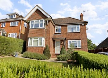 Thumbnail 4 bedroom detached house to rent in Chiltern Road, Marlow, Buckinghamshire