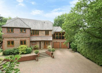 Thumbnail 5 bed detached house for sale in Chapel Lane, Curdridge, Southampton, Hampshire