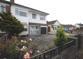 Thumbnail 4 bedroom semi-detached house for sale in Southend-On-Sea, Essex, .