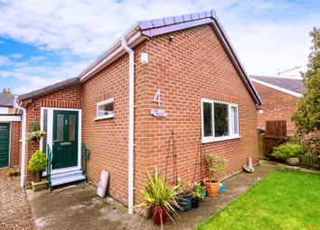 Thumbnail 3 bed detached bungalow for sale in Cedar Grove, Aldbrough, Hull