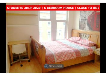 Thumbnail 6 bed terraced house to rent in Skipworth Street, Leicester