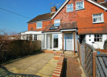 Thumbnail 2 bed terraced house to rent in Frenchmans Road, Petersfield