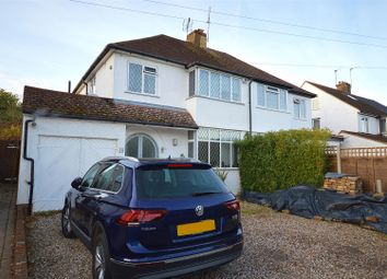 Thumbnail 4 bed semi-detached house to rent in Penn Road, Park Street, St.Albans
