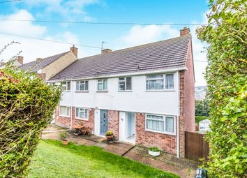 Thumbnail 2 bed end terrace house for sale in Thompson Road, Brighton