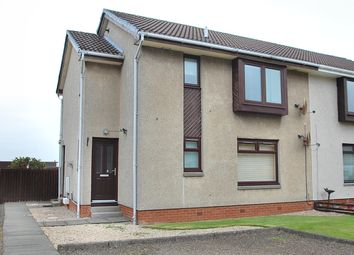Thumbnail 1 bed flat for sale in North Bank Court, Bo'ness