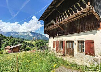 Thumbnail 3 bed farmhouse for sale in Rhône-Alpes, Haute-Savoie, Arâches-La-Frasse