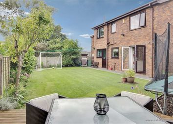 Thumbnail 4 bedroom detached house for sale in Meadow Park, Cabus, Garstang