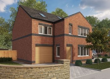 Thumbnail 5 bed detached house for sale in Plot Five, Gillots Hollow, Middleton Road