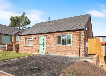 Thumbnail 2 bed detached bungalow for sale in Chandler Close, Hednesford, Cannock