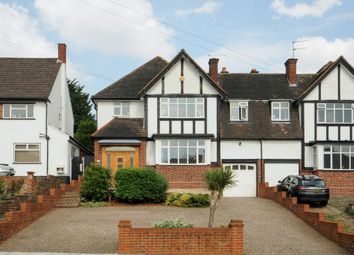 Thumbnail 4 bedroom semi-detached house for sale in Raleigh Drive, Whetstone, Whestone N20,