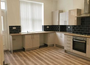 Thumbnail 3 bed end terrace house to rent in Redgrave Street, Oldham