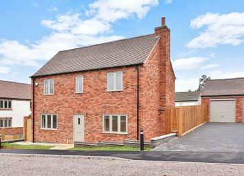 Thumbnail 4 bed detached house for sale in Iris Place, Leicestershire, Melton Mowbray