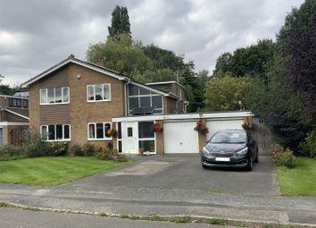 Thumbnail 4 bed detached house for sale in Foxton, Woughton Park, Milton Keynes