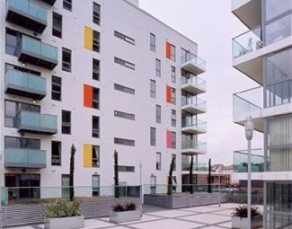 Thumbnail 1 bedroom flat to rent in 93 Stainsby Road, Docklands, London