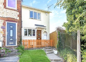Thumbnail 2 bed end terrace house for sale in Butts Road, Alton, Hampshire