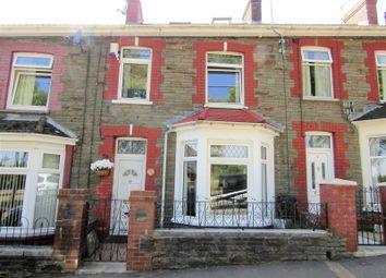 Thumbnail 2 bed terraced house for sale in Upper Glyn Gwyn Street, Trethomas, Caerphilly