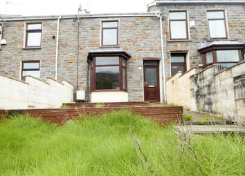 Thumbnail 2 bedroom terraced house for sale in Bute Street, Treorchy