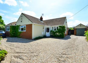 Thumbnail 5 bed detached bungalow for sale in Marshborough Road, Marshborough, Sandwich