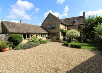 Thumbnail 4 bedroom property for sale in Elton Road, Wansford, Peterborough