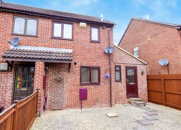 Thumbnail 2 bed end terrace house for sale in Gloucester Walk, Westbury