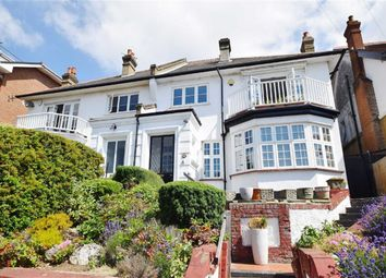 Thumbnail 4 bed semi-detached house for sale in Kings Road, Westcliff On Sea, Essex